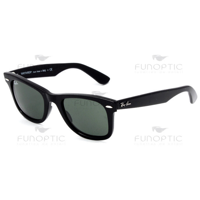 5be8364e5c7ca Ray Ban Wayfarer 2140 901 - Bruno Curtil Opticien - 0 380 302 306