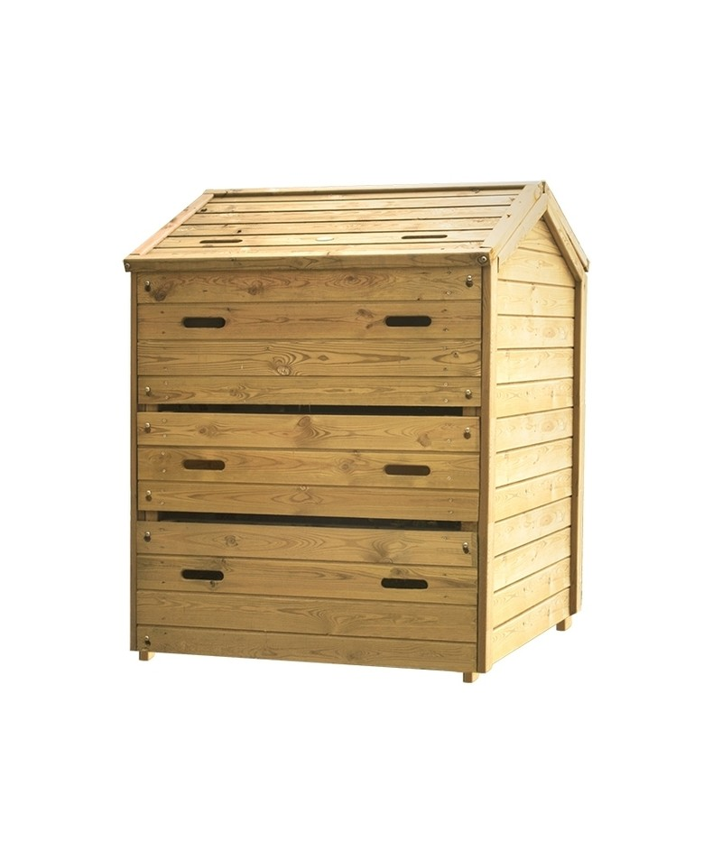 bac a composte en bois tarif et prix b a bois. Black Bedroom Furniture Sets. Home Design Ideas